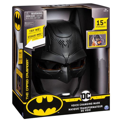 DC Batman Voice Changing Mask