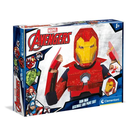 Clementoni - Marvel Iron Man Mask