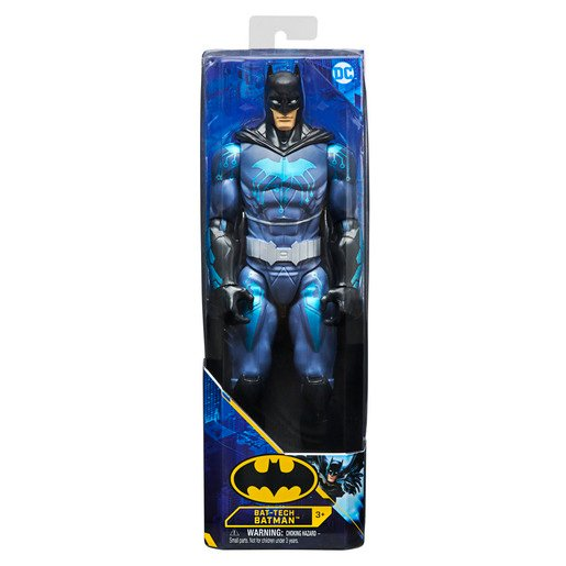 DC Comics Batman 12' Figure - Bat-Tech (Blue Suit)