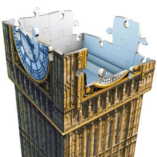 Ravensburger Big Ben 3D Puzzle - 216 Pieces