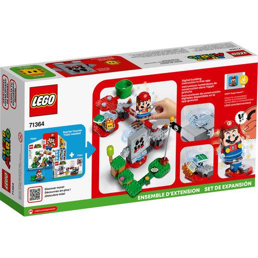 LEGO Super Mario Whomp's Lava Trouble Expansion Set - 71364