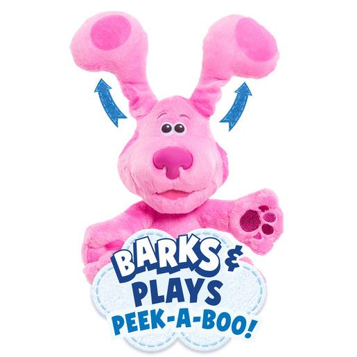 Blue's Clues & You - 10' Peekaboo Magenta Soft Toy