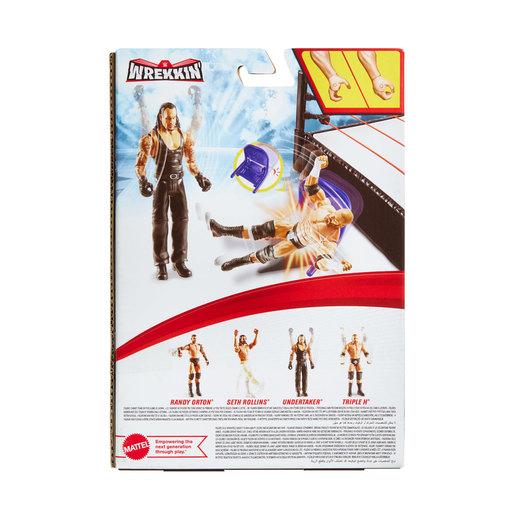 WWE Wrekkin 15cm Figure - Undertaker